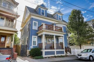 Photo of real estate for sale located at 199 East Cottage Boston - Dorchester, MA 02125
