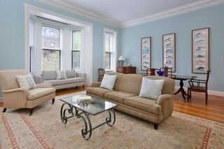 Photo of real estate for sale located at 65 Marlborough Street Boston - Back Bay, MA 02116