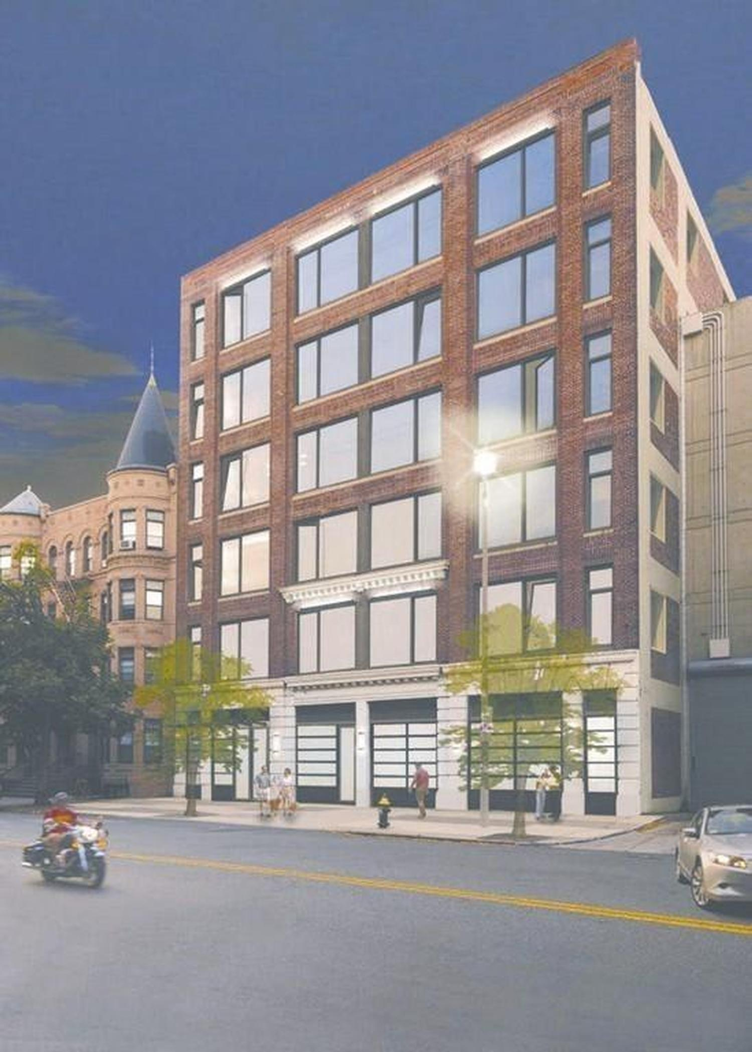 Photo of 43 Westland Boston - The Fenway, MA 02115