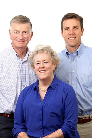 photo of Marchildon Hagopian Team