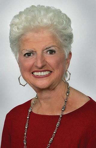 photo of Maureen Walsh