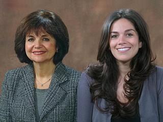 Mona and Shari Wiener photo
